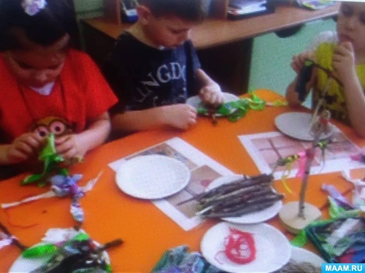 Мастер-класс по изготовлению народной куклы «Колокольчик». Воспитателям детских садов, школьным учителям и педагогам - Маам.ру