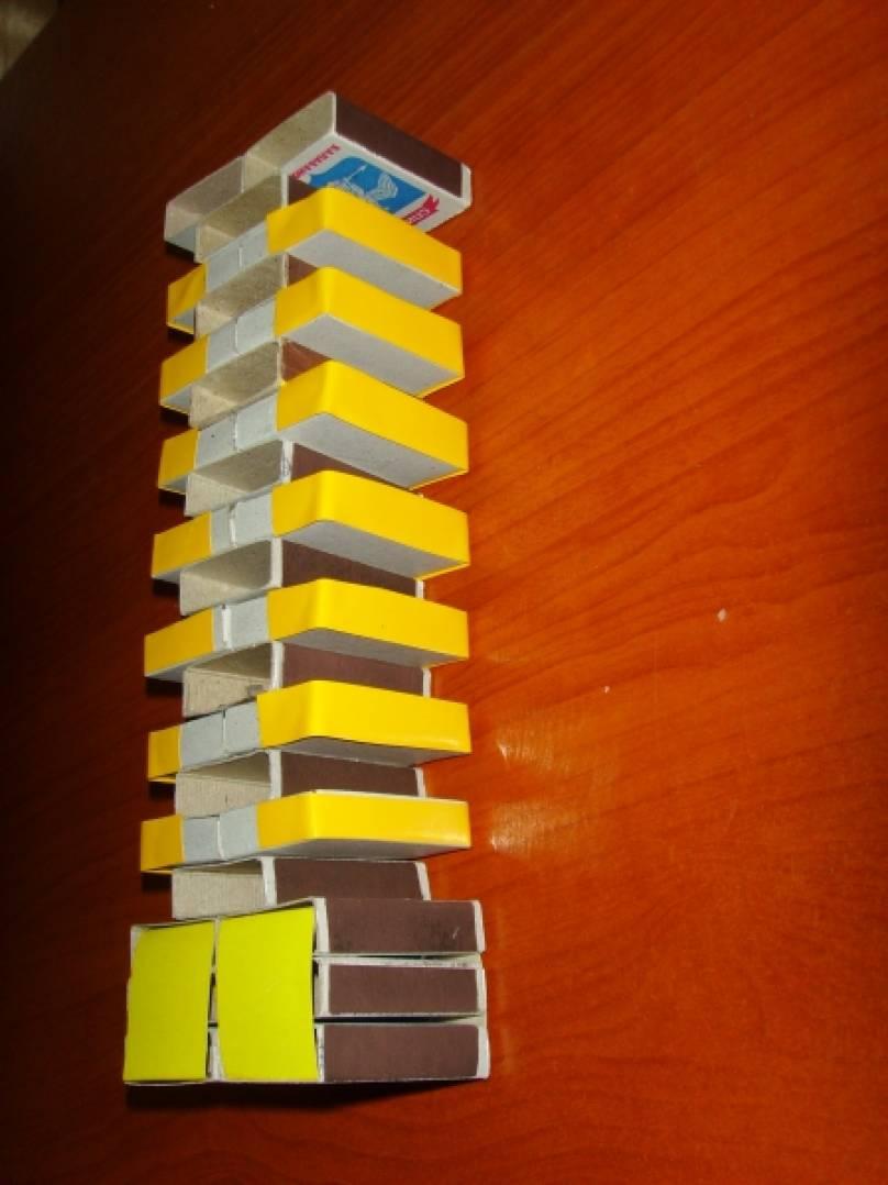 Поделка многоэтажный дом своими руками
