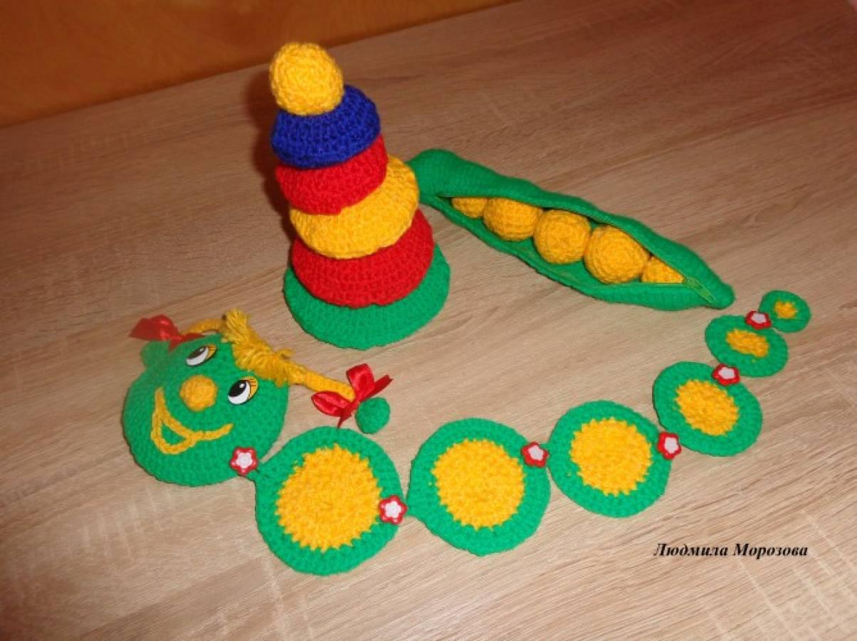 Развивающие игрушки своими руками в сад