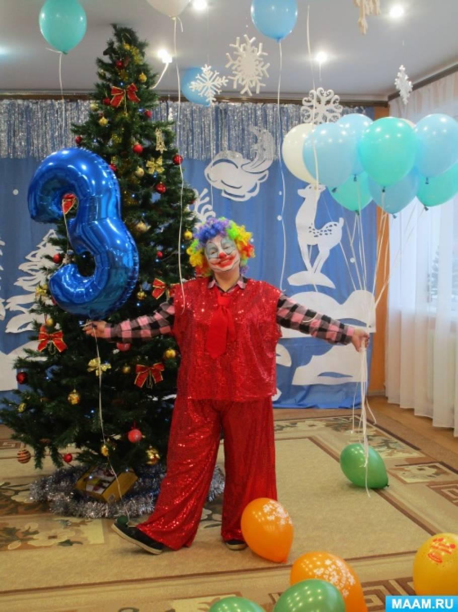 Фотоотчет «День рождения— праздник детства!»