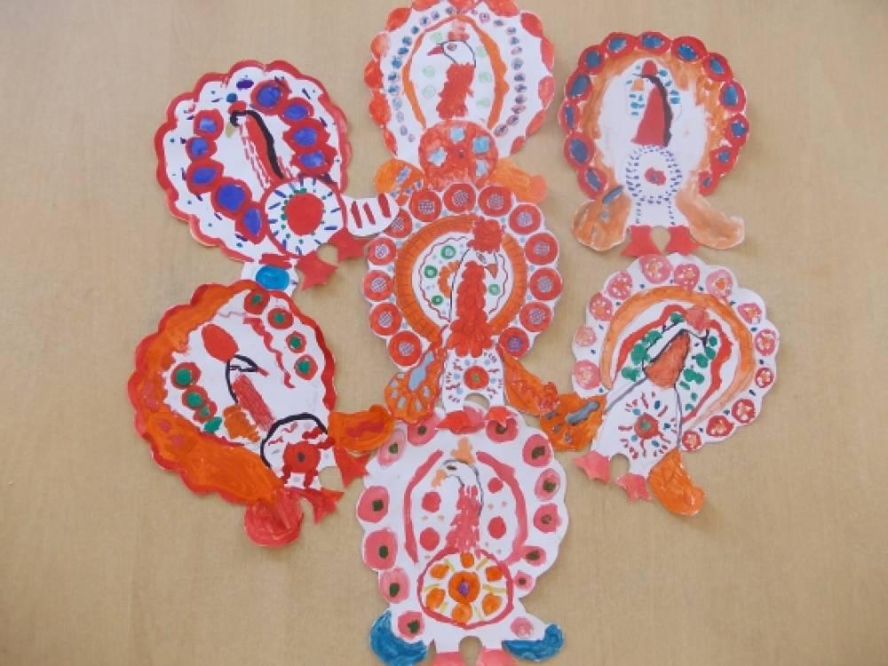 знакомство детей с декоративно прикладным искусством в доу