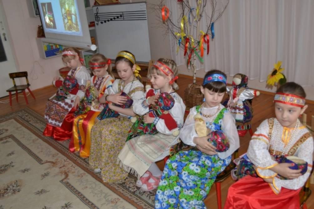 «Куклы-Кувадки, сделаны с любовью и добром» (фотоотчёт)