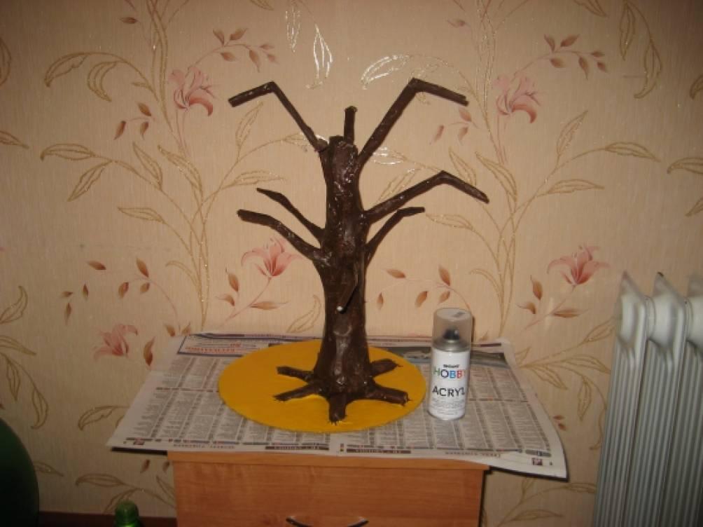 Поделки из природного материала у лукоморья дуб зеленый 22