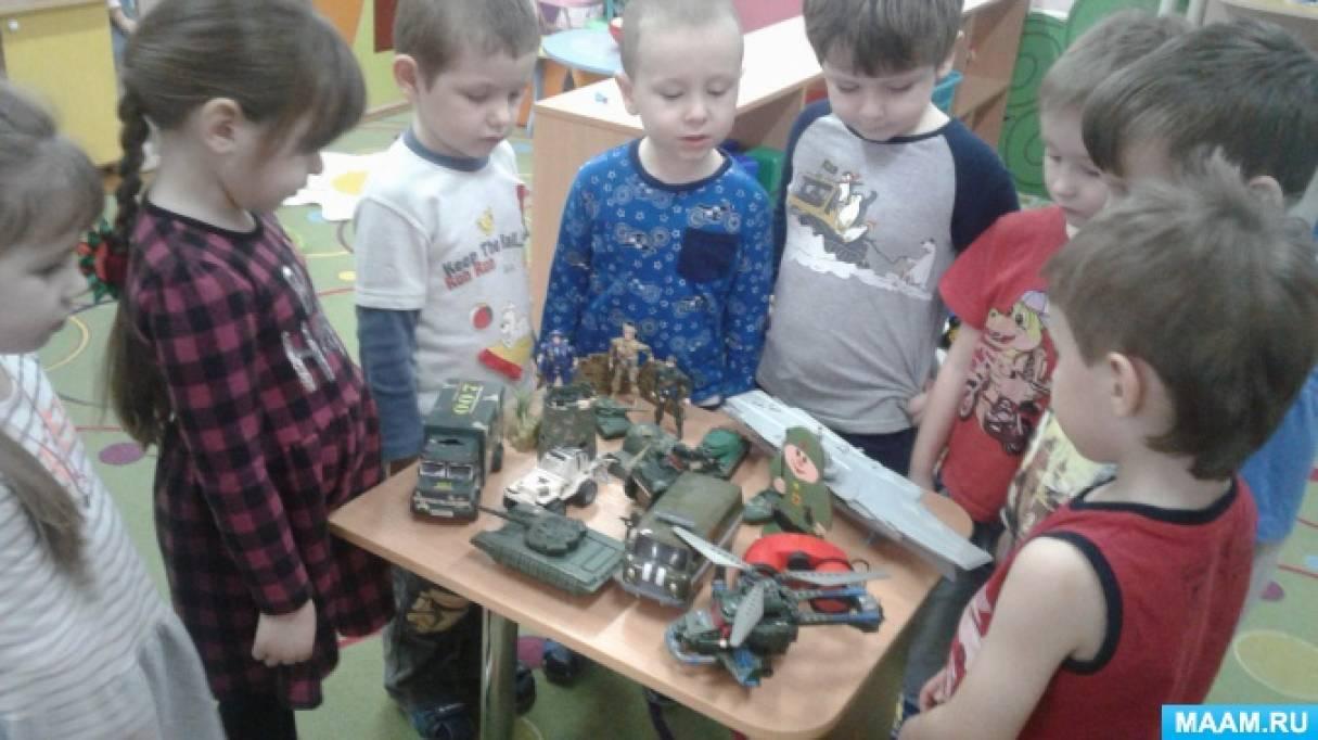 Выставка военной техники «Наша сила»