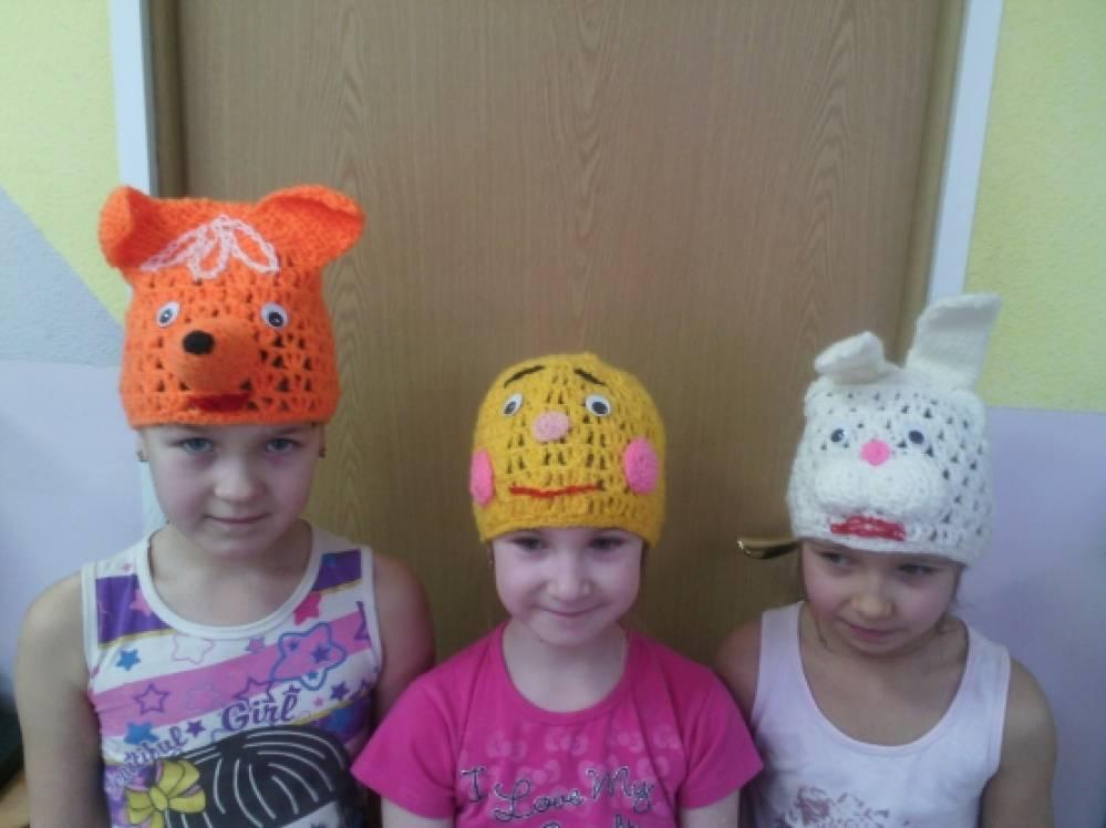 Театральные шапочки для детского сада своими руками
