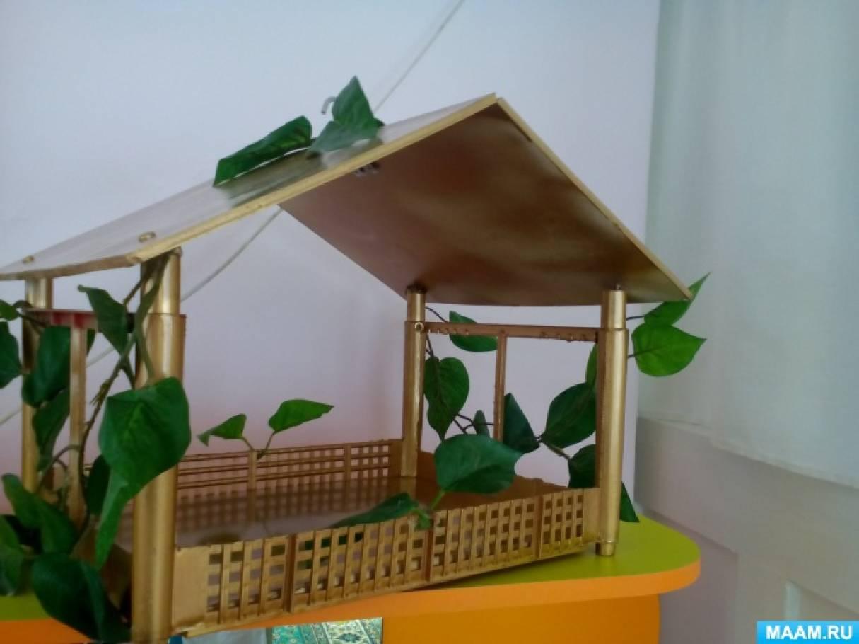Фотоотчет об экологической акции «Скворечник-кормушка для птиц»
