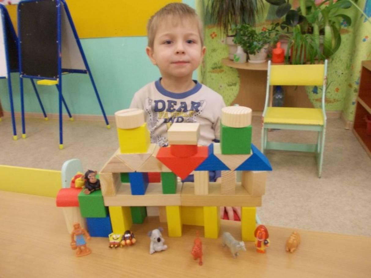Конструирование в детский сад 59