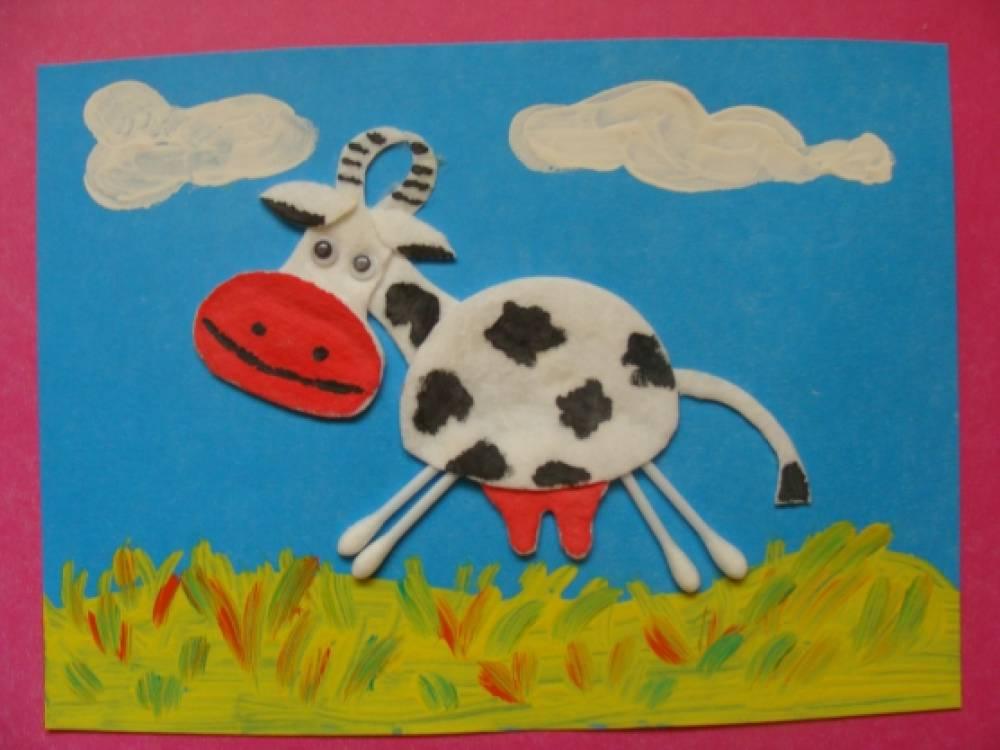 Детские поделки с рисунком 267
