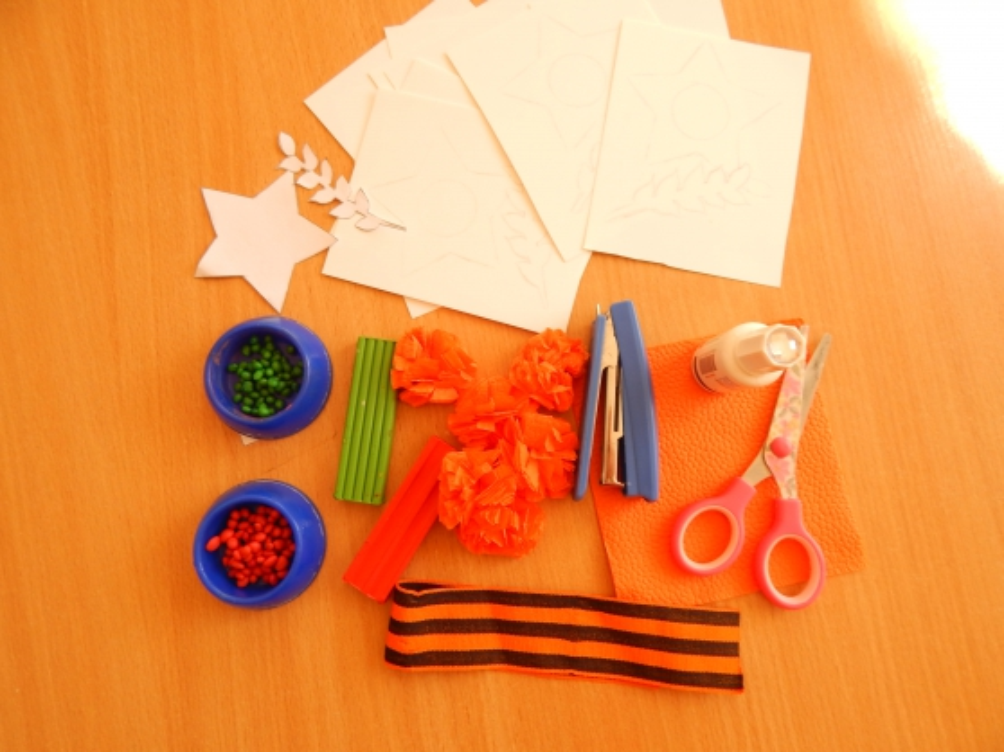 Сценарий мастер-класса изготовление открытки