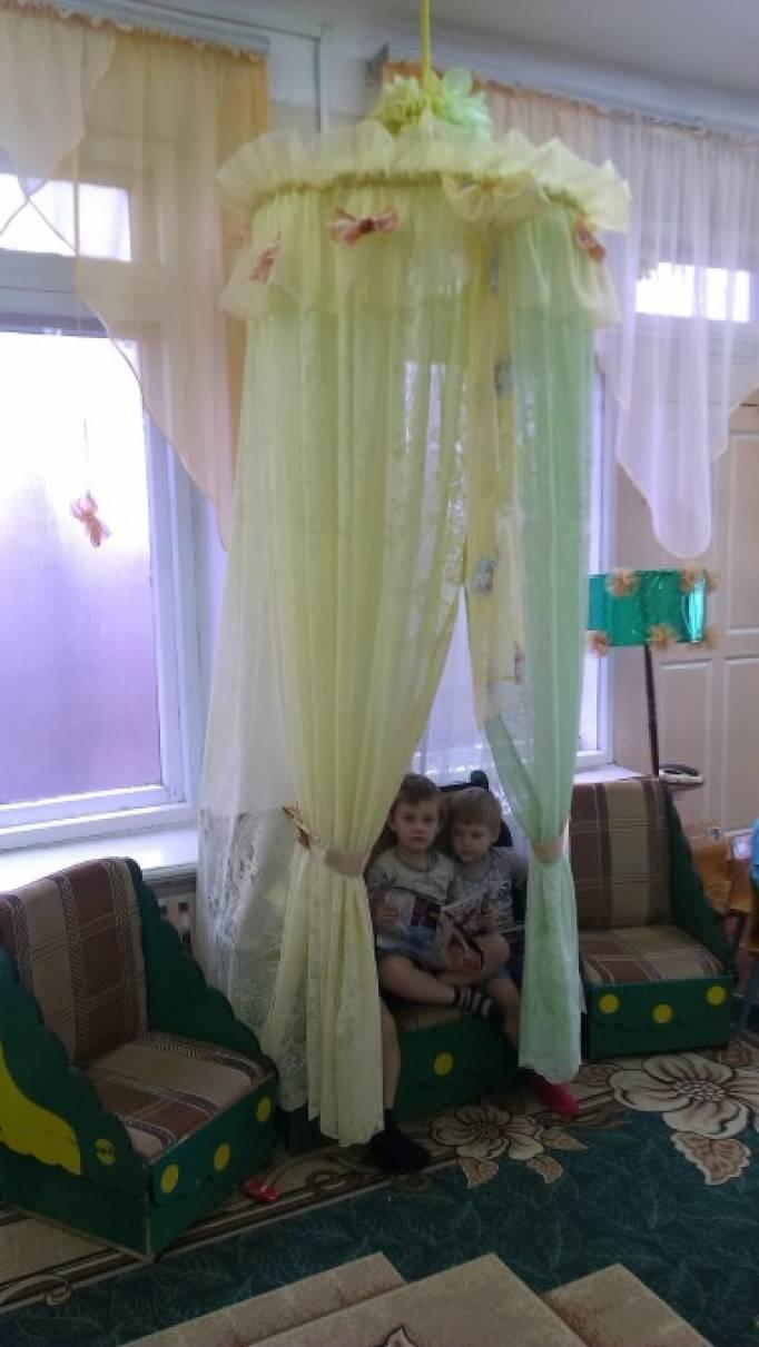 Уголок уединения в детском саду оформление фото своими руками фото фото 823