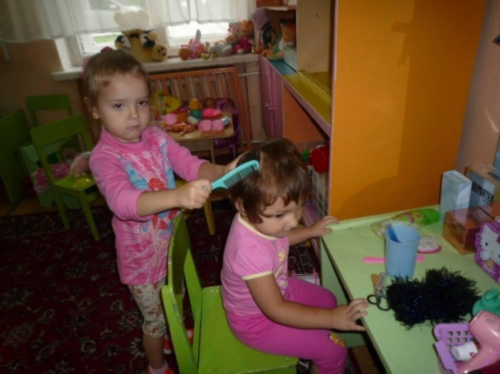 Детский сад и я — вместе дружная семья