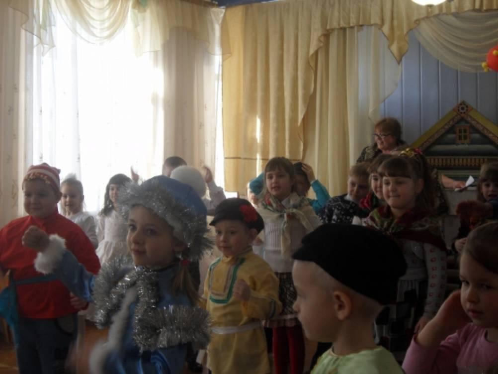 Сценарий праздника «Масленица» в старшей группе