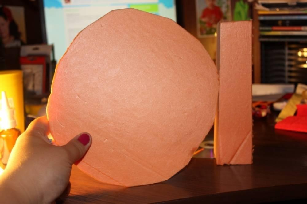 Как сделать каркас для букета из мягких игрушек