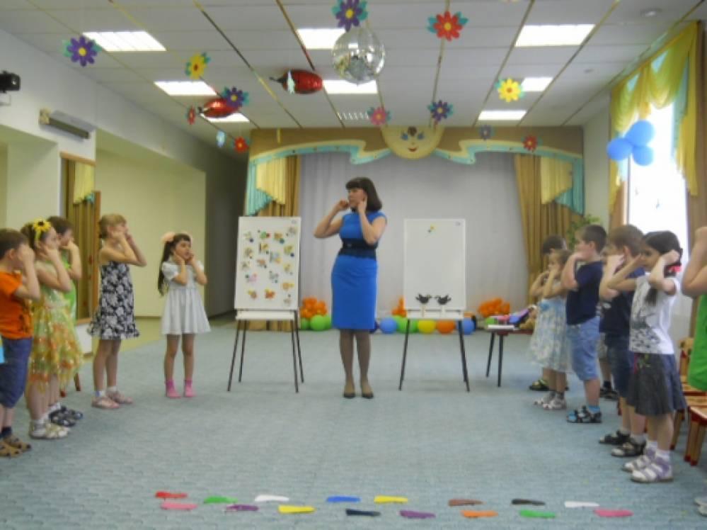 урок для дошкольников по английскому языку знакомство с