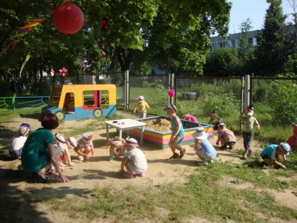 игра для знакомства с детьми первой младшей группы