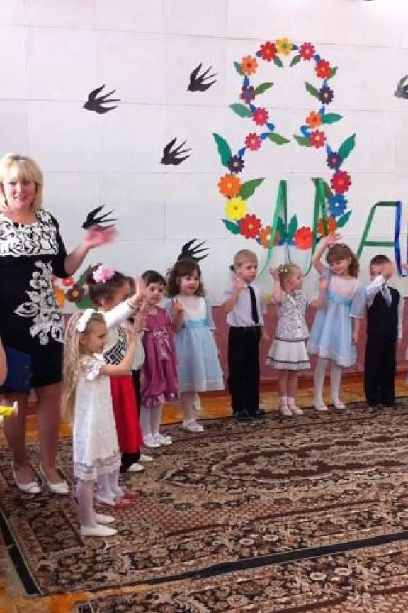 Сценарий праздника 8 марта для детей средней группы «Как хорошо, что есть на свете мама»