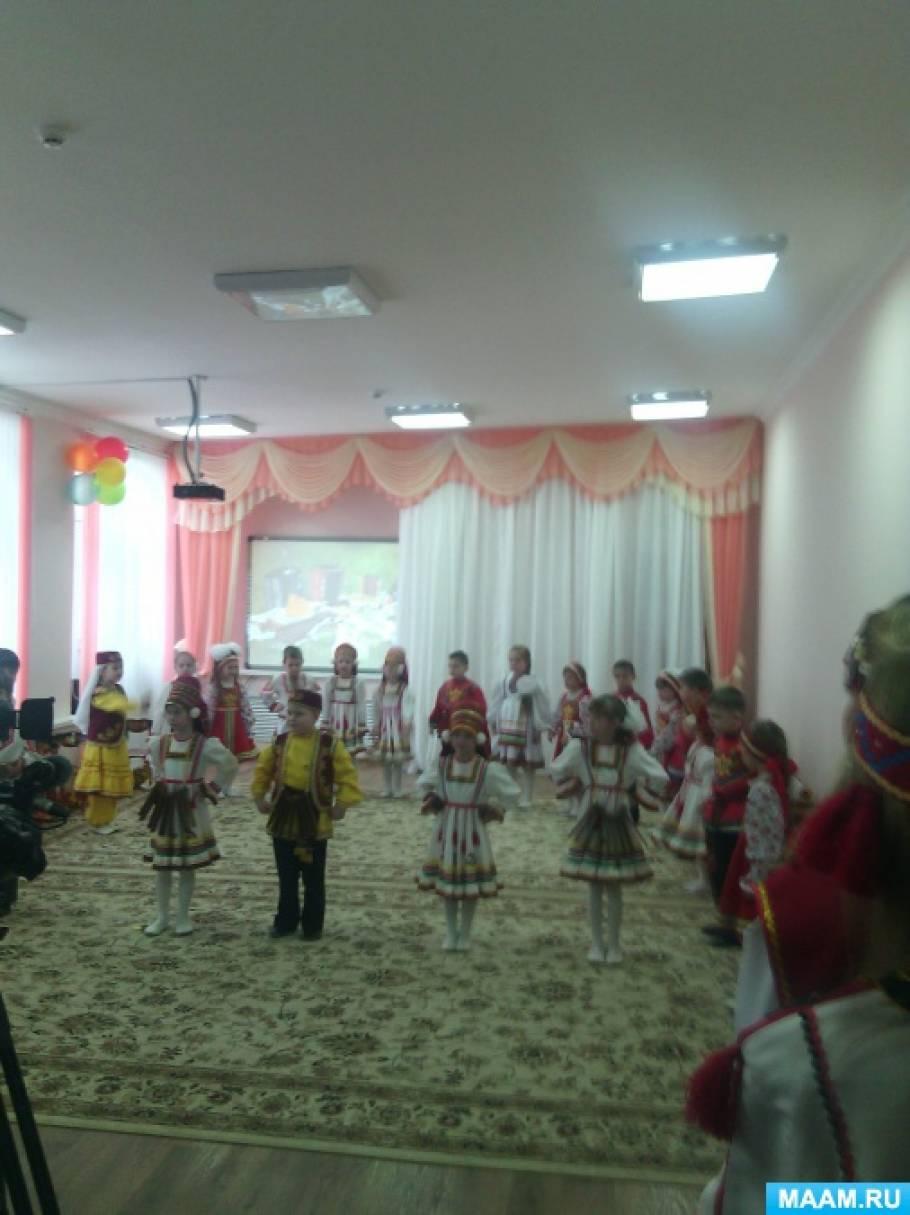 Фотоотчет праздника «Национальный костюм народов Мордовии»