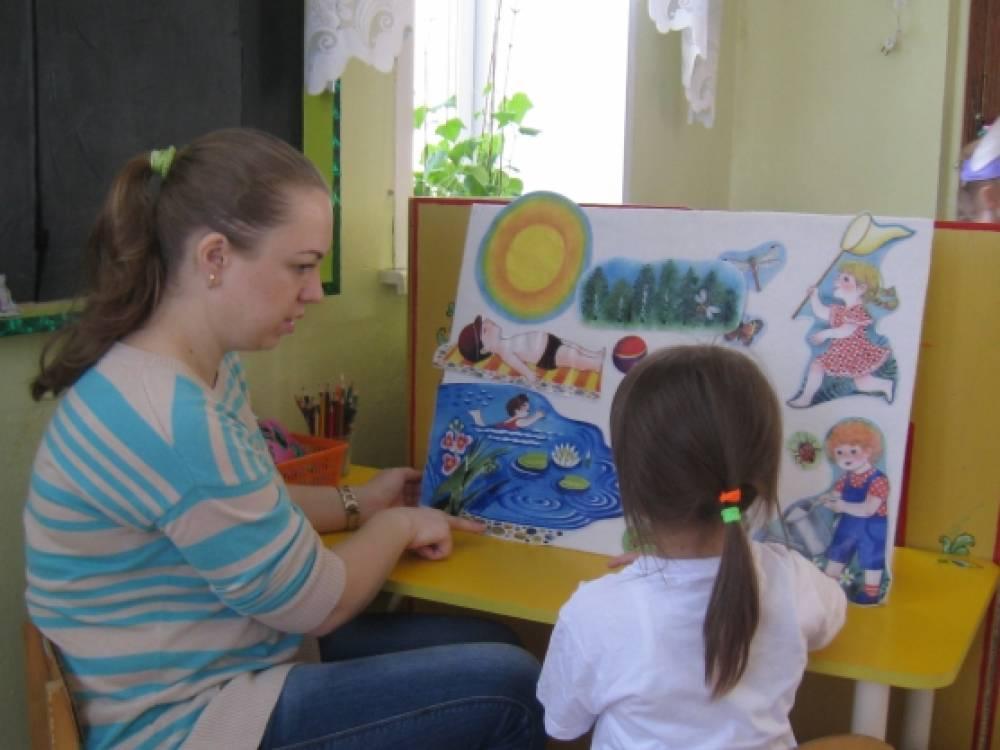 Сюжетные дидактические картинки детям о весне