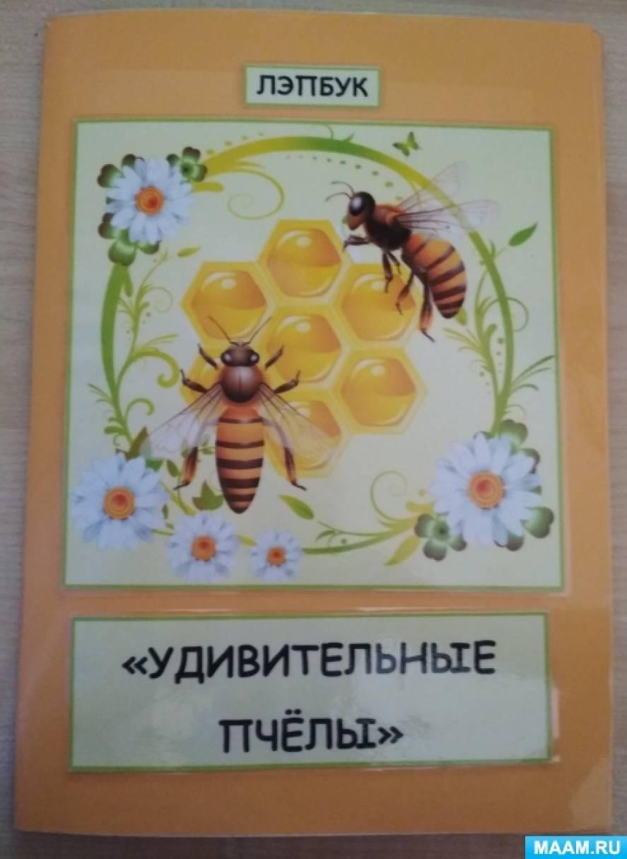 Лэпбук «Удивительные пчёлы»