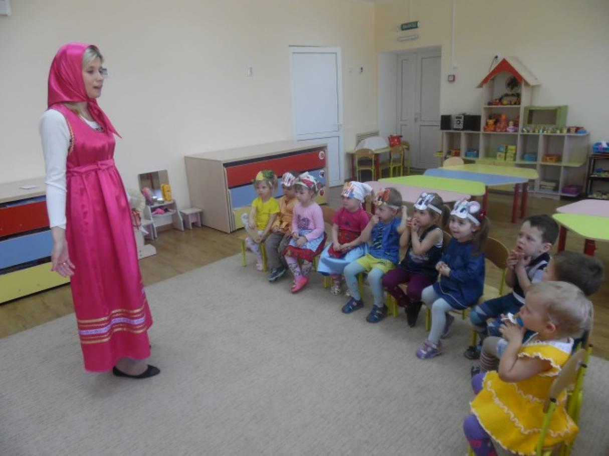 Сценарий игры-инсценировки по русской народной сказке «Репка» для детей младшего дошкольного возраста
