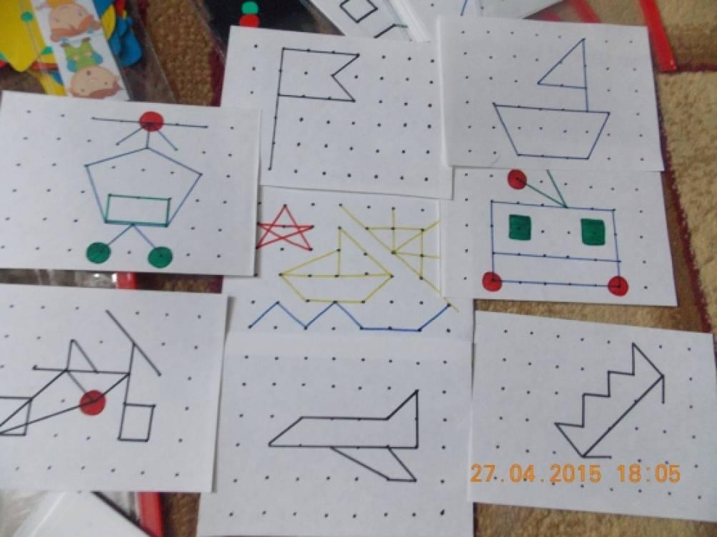 Как сделать математический планшет для дошкольников своими руками 27