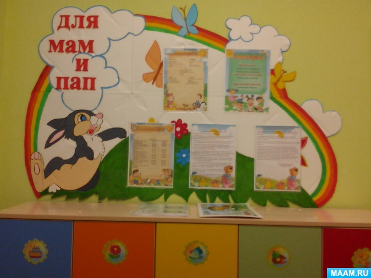 содержание уголков для родителей в детском саду так это