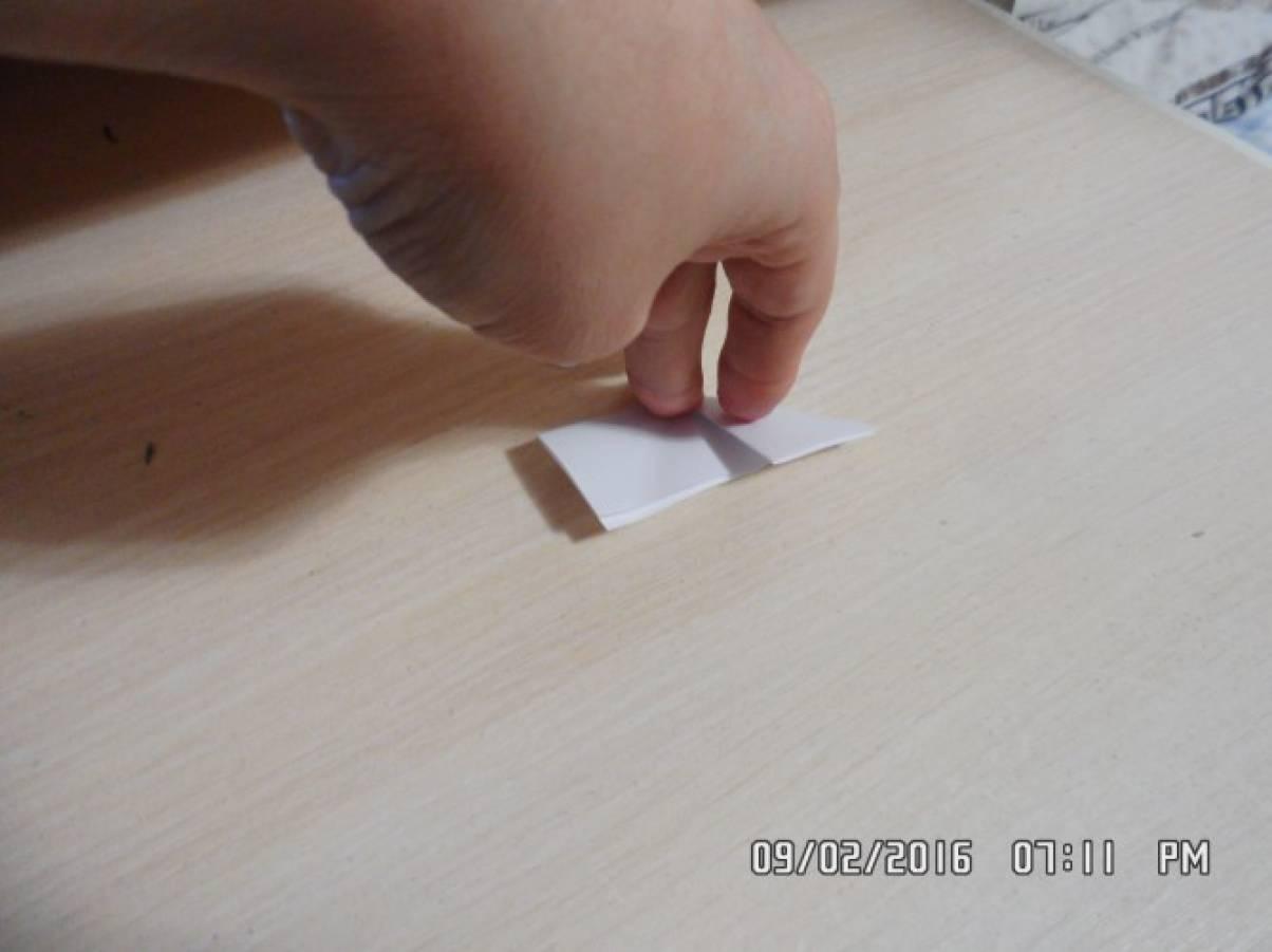 Ваза оригами тарасова