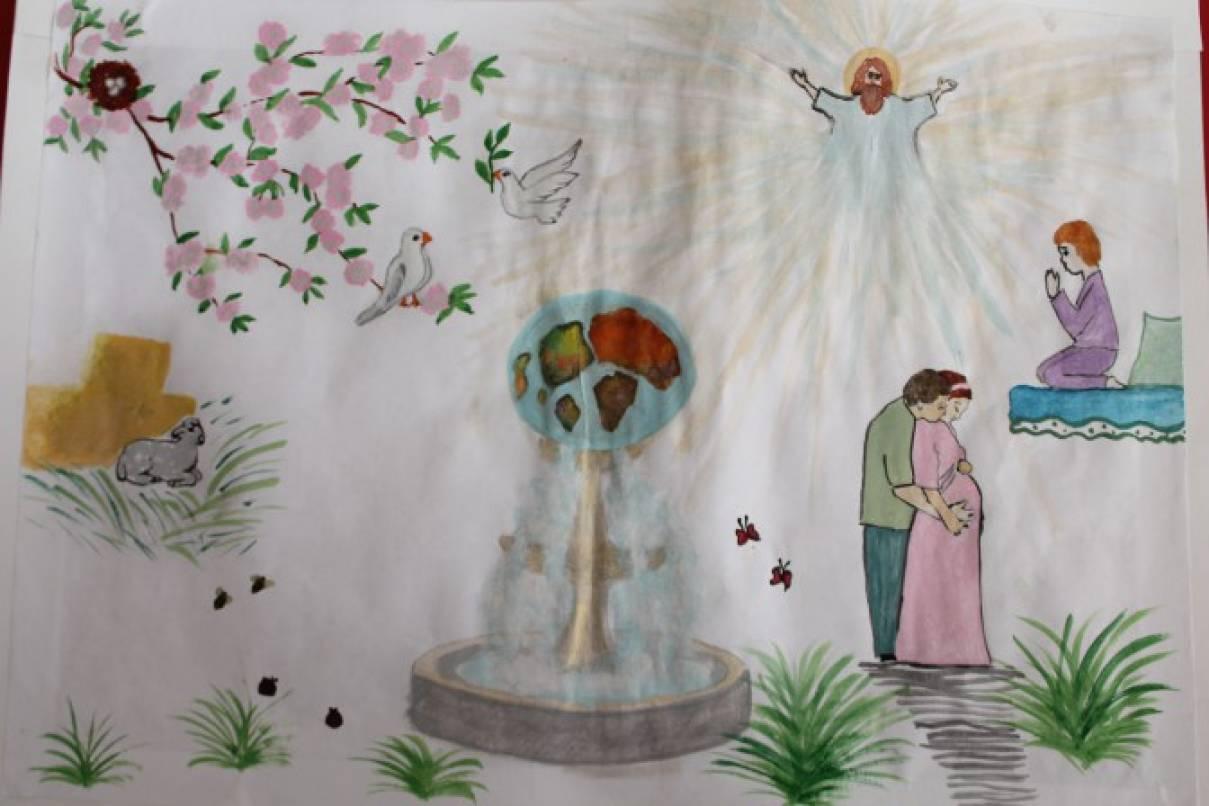 Фотоотчёт «Красота Божьего мира вокруг нас»