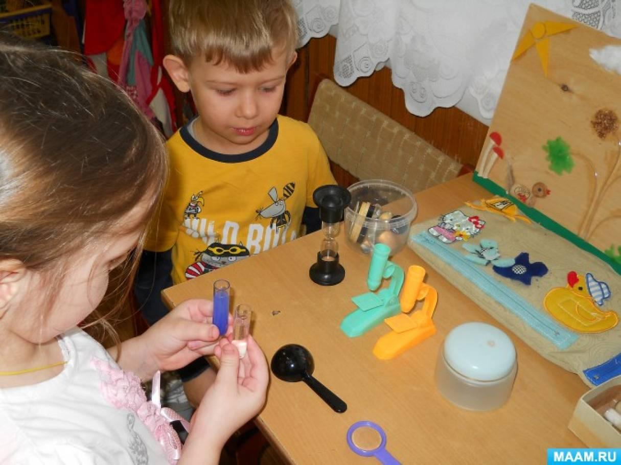 Исследовательская деятельность в детском саду реферат 3587