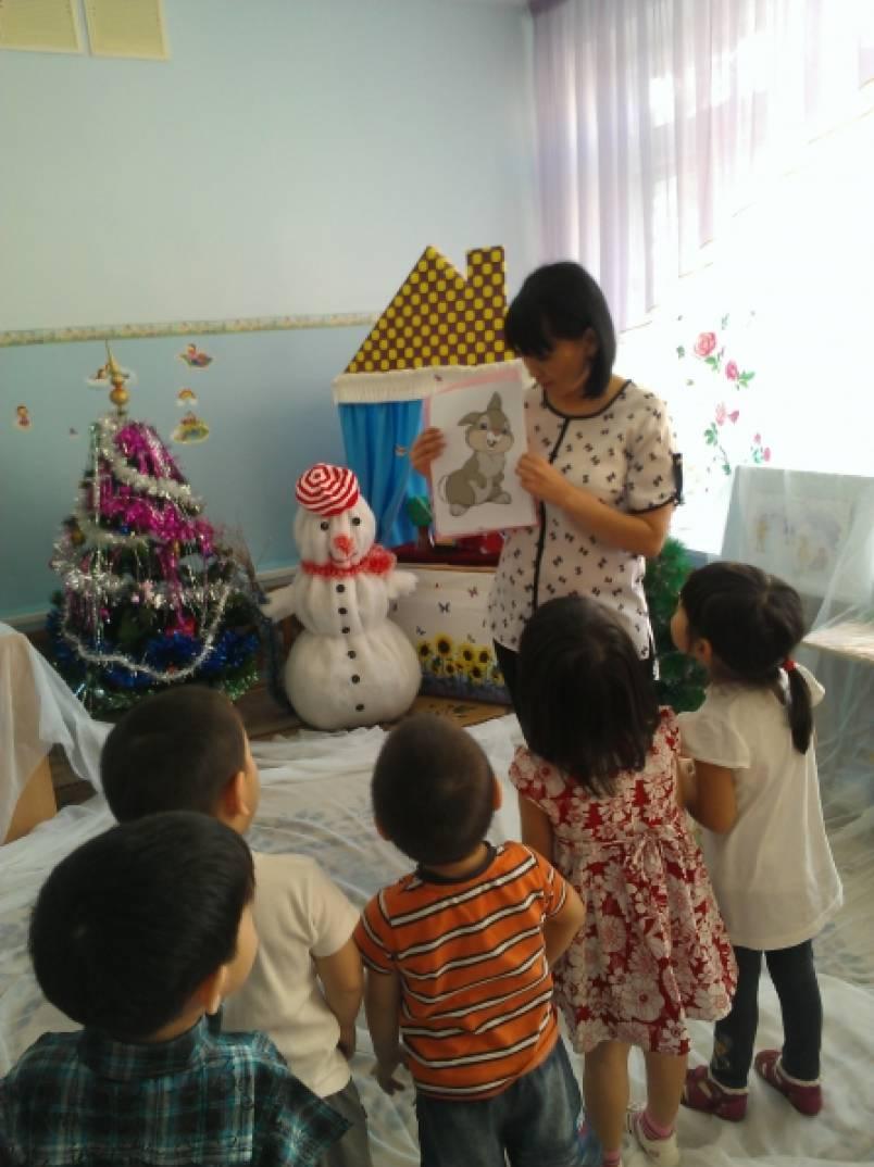 знакомство с народной игрушкой в 1 младшей группе