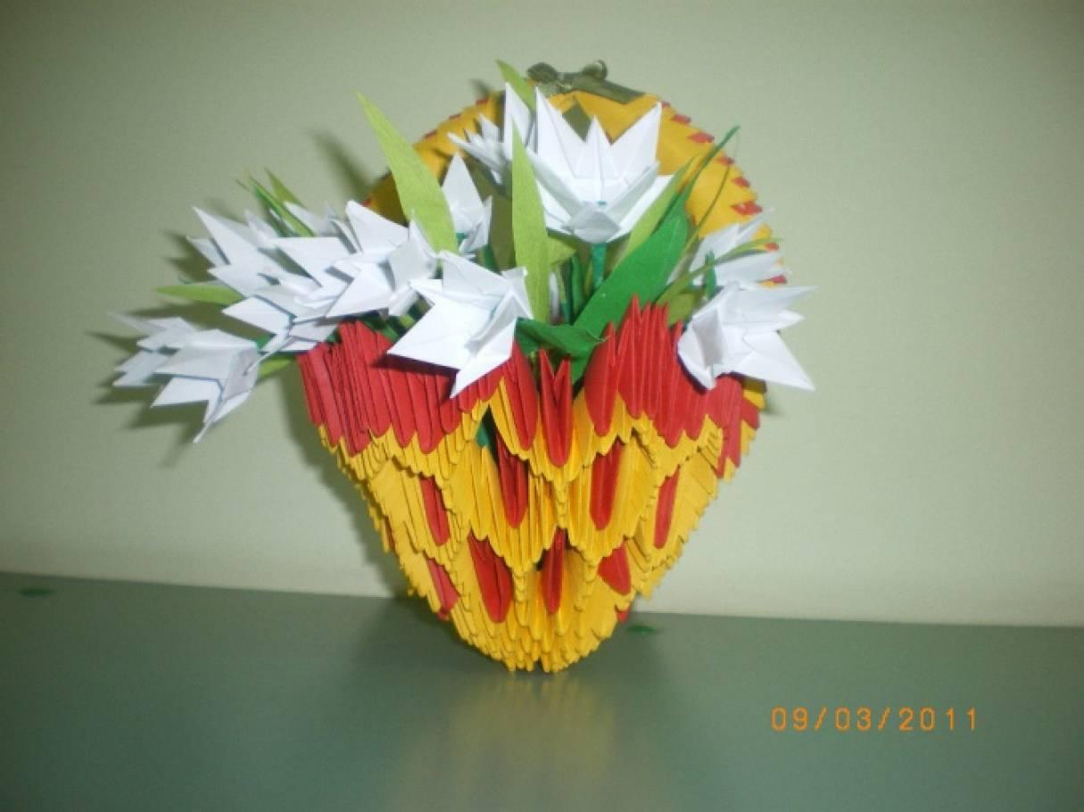 Стихи на темы оригами