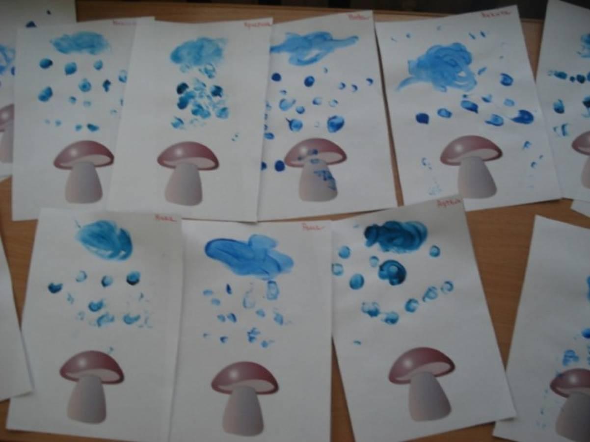План конспект по рисованию тема зима во 2 младшей группе
