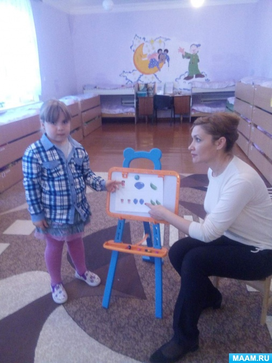 Конспект занятия по обучению детей грамоте в подготовительной группе «Звук [Ы] и буква Ы»