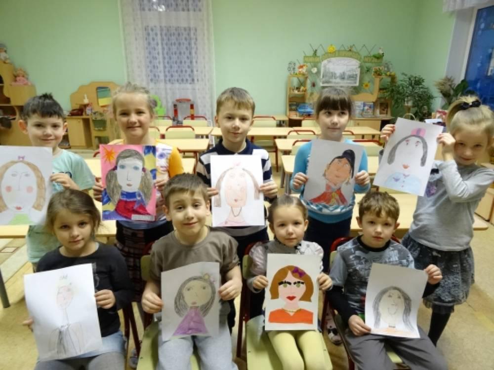 Художественное творчество детей