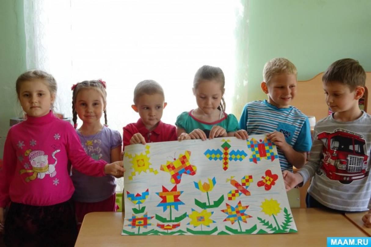 Художественное творчество детский сад поделки5