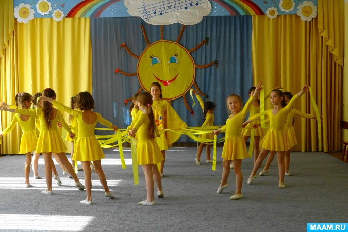 Детские фестивали талантов