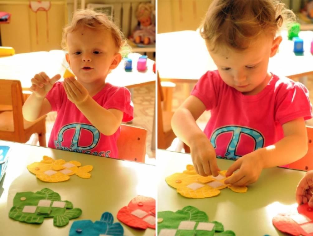 мастер-класс по сенсорному развитию детей различных