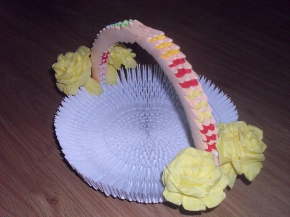 модульного оригами»