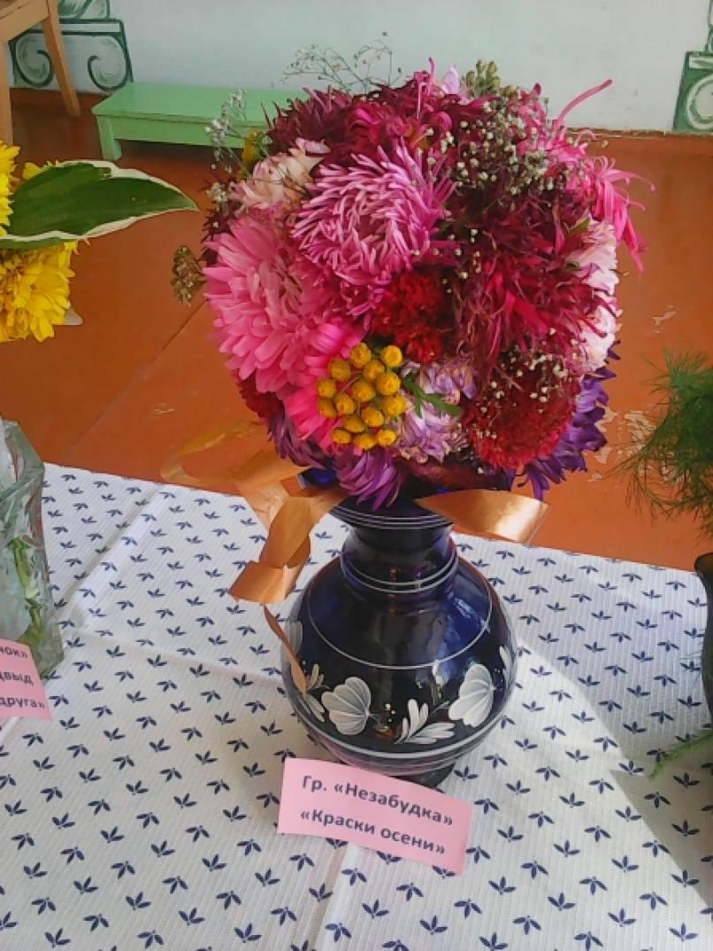 Сценарий проведения выставки цветов
