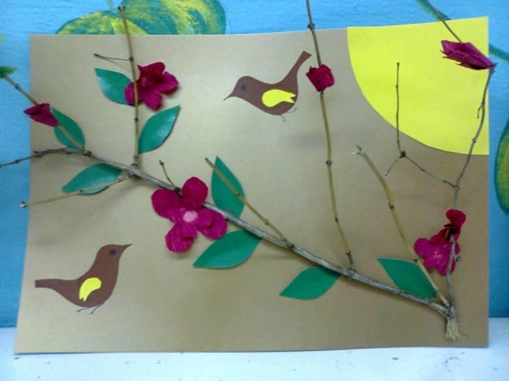 Весенние поделки для детей 4 класс 8