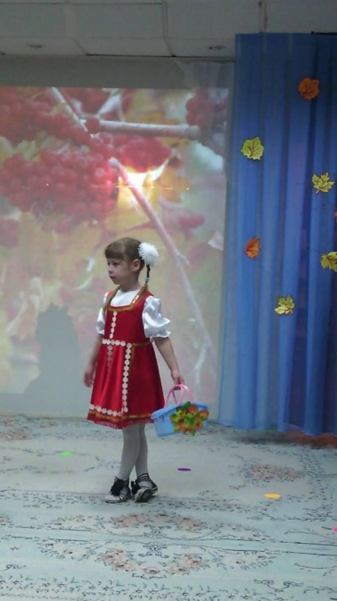 Сценарий театрализованного осеннего праздника «Осенняя история»