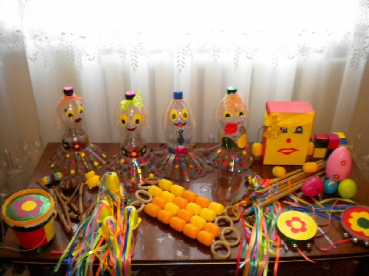 Музыкальная игрушка своими руками в садик 23
