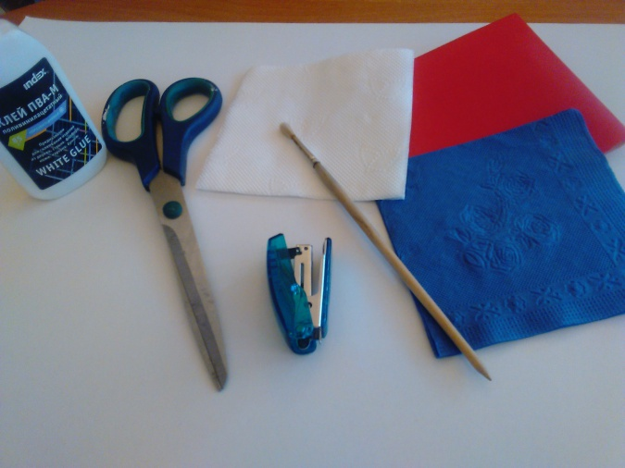 Как сделать праздничные салфетки фото 249