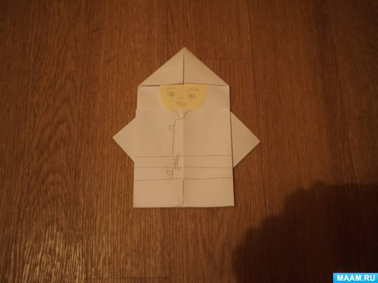 Поделка огнетушитель из картона 50