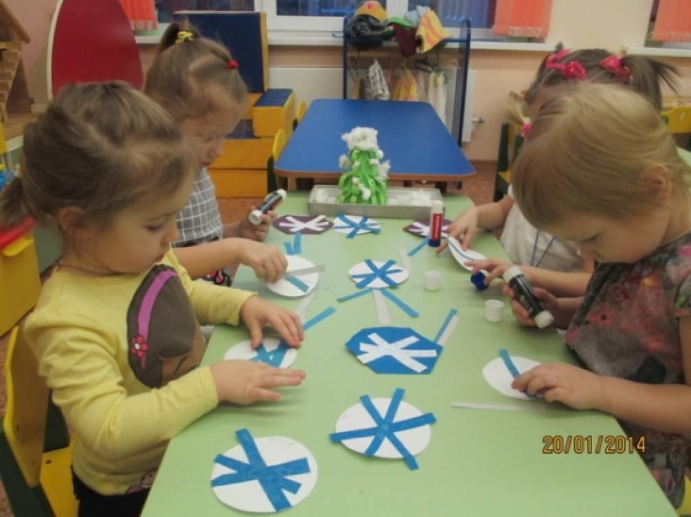 конспекты занятий в детском саду лодочка