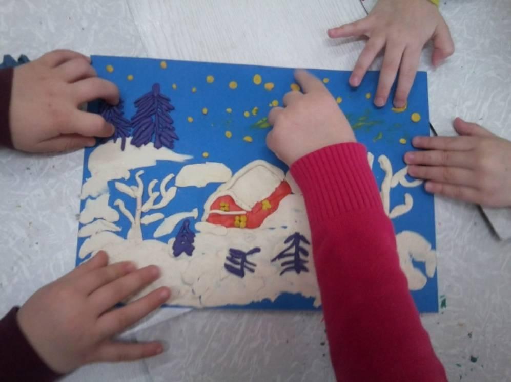 Картинки конец зимы для детей