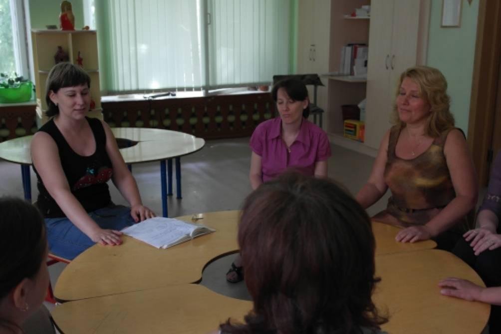 тренинг знакомство учителя с детьми