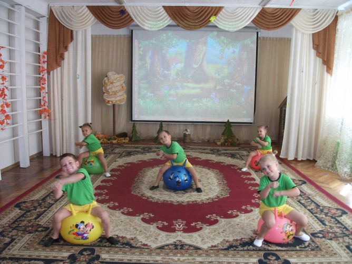 Фотоотчёт о проведении конкурса «Гармония движений»