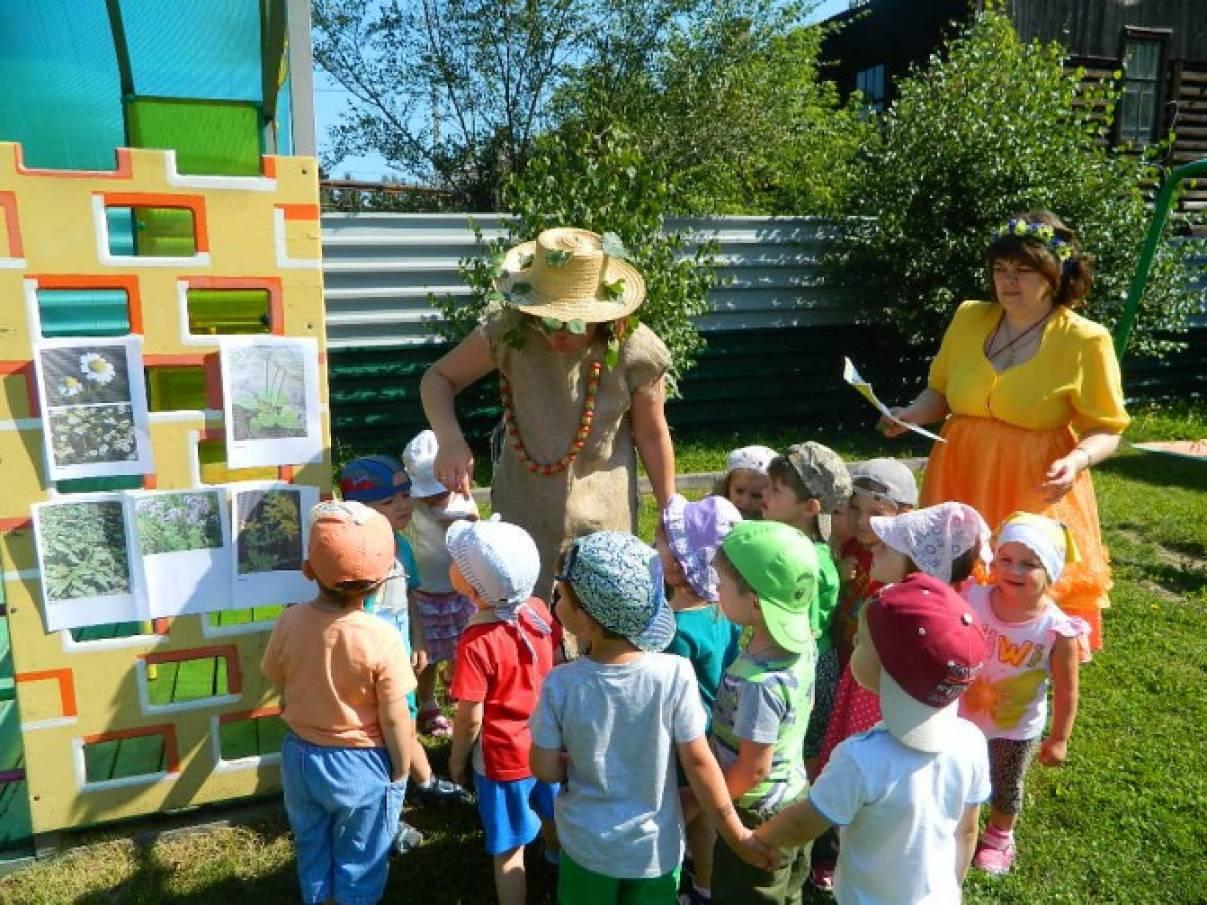 Конкурсы на выпускной детскому саду