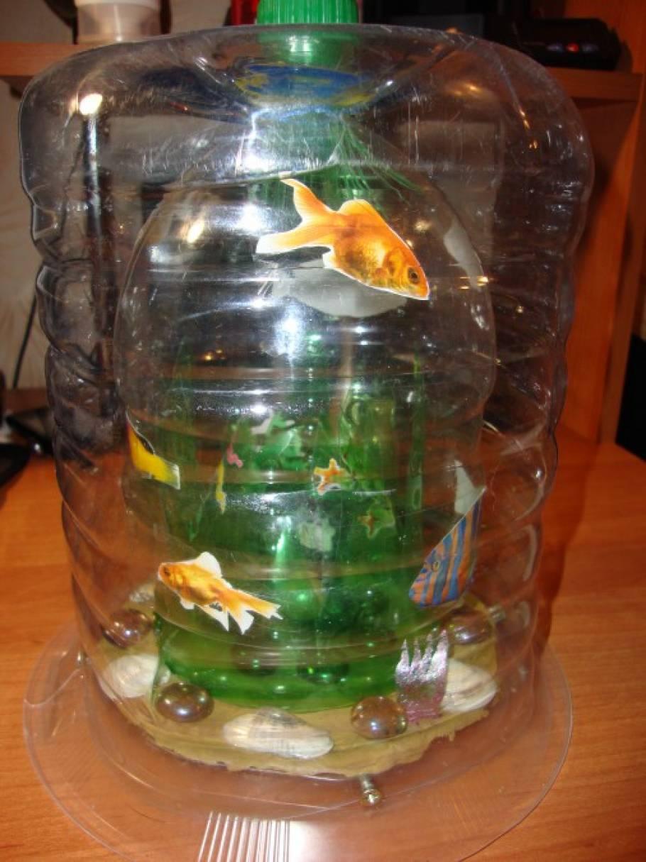 Как сделать своими руками аквариум для рыбок 619